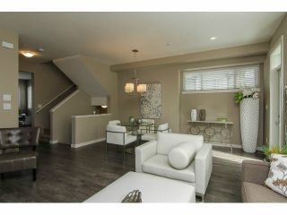 "Photo 8: 6 23986 104 Avenue in Maple Ridge: Albion Townhouse for sale in ""SPENCER BROOK"" : MLS®# V1066676"