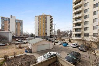 Photo 28: 203 11415 100 Avenue NW in Edmonton: Zone 12 Condo for sale : MLS®# E4238017