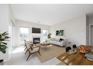 """Photo 1: 406 45773 VICTORIA Avenue in Chilliwack: Chilliwack N Yale-Well Condo for sale in """"The Victorian"""" : MLS®# R2609470"""