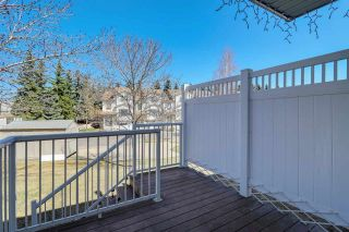 Photo 42: 27 9630 176 Street in Edmonton: Zone 20 Townhouse for sale : MLS®# E4240806