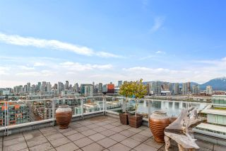 """Photo 18: 1401 1661 ONTARIO Street in Vancouver: False Creek Condo for sale in """"Millennium Water"""" (Vancouver West)  : MLS®# R2521704"""
