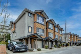 """Photo 1: 16 9420 FERNDALE Road in Richmond: McLennan North Townhouse for sale in """"SPRINGLEAF"""" : MLS®# R2537148"""