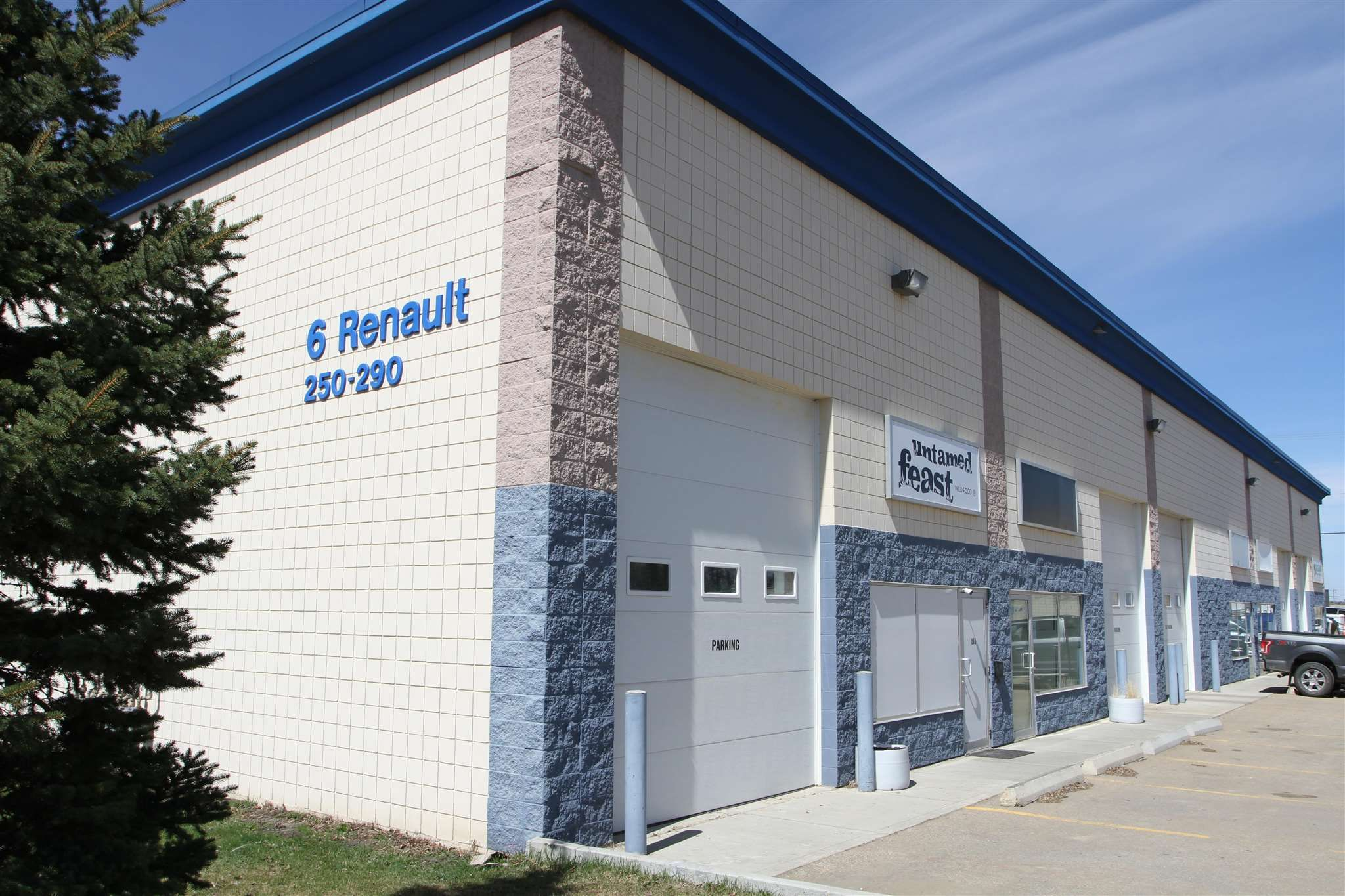 Main Photo: 260 6 Renault Crescent: St. Albert Industrial for lease : MLS®# E4245280