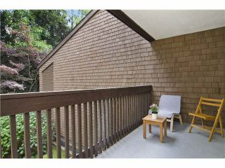 """Photo 1: 421 9867 MANCHESTER Drive in Burnaby: Cariboo Condo for sale in """"BARCLAY WOODS"""" (Burnaby North)  : MLS®# V1138848"""