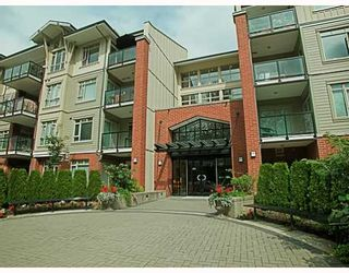 "Photo 1: 401 100 CAPILANO Road in Port_Moody: Port Moody Centre Condo for sale in ""SUTER BROOK"" (Port Moody)  : MLS®# V739342"