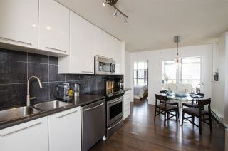 """Photo 5: 309 828 CARDERO Street in Vancouver: West End VW Condo for sale in """"FUSION"""" (Vancouver West)  : MLS®# R2376130"""