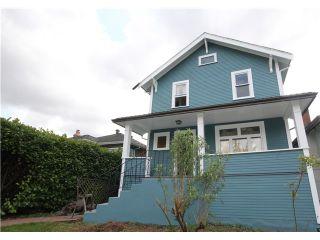 Photo 14: 2528 ADANAC Street in Vancouver: Renfrew VE House for sale (Vancouver East)  : MLS®# V1114611