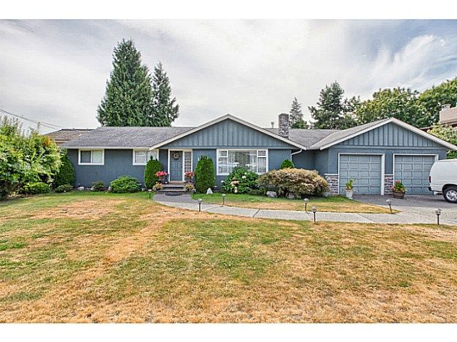 """Main Photo: 1241 MALVERN Place in Tsawwassen: Cliff Drive House for sale in """"CLIFF DRIVE"""" : MLS®# V1140887"""