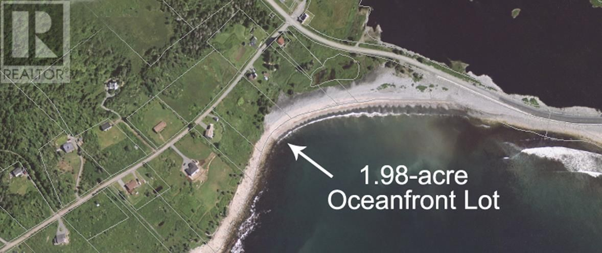 Main Photo: Lot Sand Beach Road in Western Head: Vacant Land for sale : MLS®# 202118518