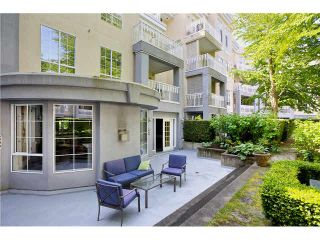 "Photo 17: 109 5835 HAMPTON Place in Vancouver: University VW Condo for sale in ""ST. JAMES HOUSE"" (Vancouver West)  : MLS®# V1122773"