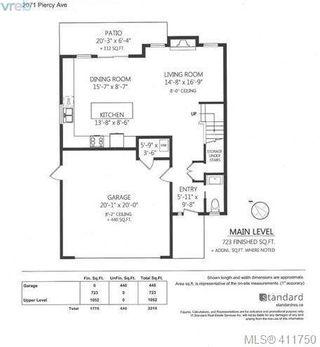 Photo 26: 2071 Piercy Ave in SIDNEY: Si Sidney North-East Half Duplex for sale (Sidney)  : MLS®# 816347