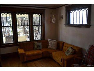 Photo 4: 633 Machray Avenue in Winnipeg: Sinclair Park Residential for sale (4C)  : MLS®# 1712458