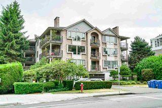 "Photo 1: 201 7140 GRANVILLE Avenue in Richmond: Brighouse South Condo for sale in ""PARK VIEW COURT"" : MLS®# R2386916"