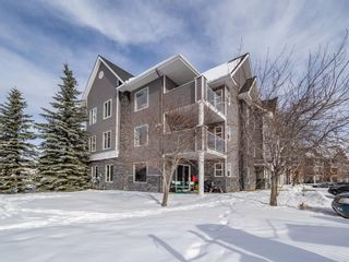Photo 1: 1117 1117 Tuscarora Manor NW in Calgary: Tuscany Apartment for sale : MLS®# A1073470