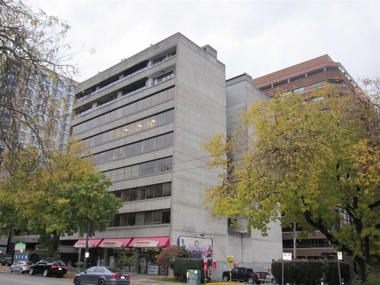 Main Photo: 802 1160 BURRARD STREET in Vancouver: Downtown VW Condo for sale (Vancouver West)  : MLS®# R2318679