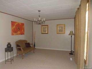 Photo 5: 1600 MANITOBA Avenue in WINNIPEG: North End Residential for sale (North West Winnipeg)  : MLS®# 1321998