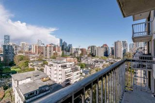 """Photo 1: 1204 1146 HARWOOD Street in Vancouver: West End VW Condo for sale in """"THE LAMPLIGHTER"""" (Vancouver West)  : MLS®# R2185943"""
