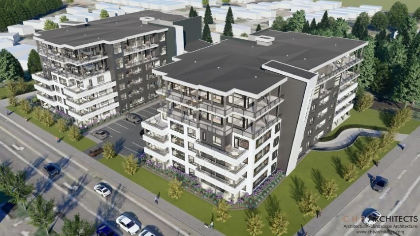 """Main Photo: 403 45745 WATSON Road in Chilliwack: Vedder S Watson-Promontory Condo for sale in """"Skynest Phase 2"""" (Sardis)  : MLS®# R2601096"""