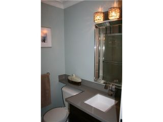 """Photo 15: 105 3600 WINDCREST Drive in North Vancouver: Roche Point Townhouse for sale in """"RAVEN WOODS"""" : MLS®# V1101013"""