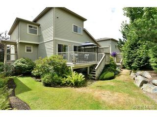 Photo 2: 24 127 Aldersmith Pl in VICTORIA: VR Glentana Row/Townhouse for sale (View Royal)  : MLS®# 738136