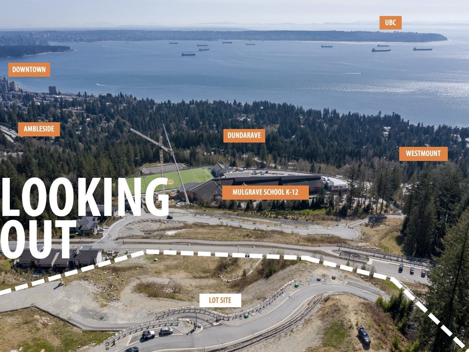 Main Photo: 2748 RODGERS CREEK Place in West Vancouver: Cypress Park Estates Land for sale : MLS®# R2616771