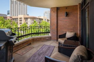 Photo 12: DOWNTOWN Condo for sale : 2 bedrooms : 500 W Harbor Drive #405 in San Diego