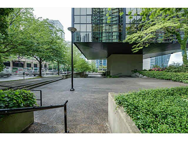 Main Photo: 1510 1333 W GEORGIA STREET in : Coal Harbour Condo for sale (Vancouver West)  : MLS®# V1124850