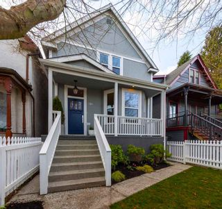 Main Photo: 834 E GEORGIA Street in Vancouver: Strathcona House for sale (Vancouver East)  : MLS®# R2544830