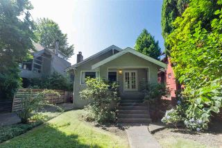 Photo 1: 3424 W 5TH Avenue in Vancouver: Kitsilano House for sale (Vancouver West)  : MLS®# R2482529