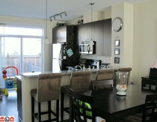 "Photo 4: 135 18777 68A Avenue in Surrey: Clayton Townhouse for sale in ""COMPASS"" (Cloverdale)  : MLS®# F1004663"