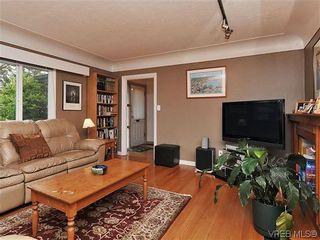 Photo 2: 2041 Allenby St in VICTORIA: OB Henderson House for sale (Oak Bay)  : MLS®# 615714