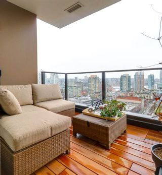 "Photo 12: 1901 1055 HOMER Street in Vancouver: Yaletown Condo for sale in ""DOMUS"" (Vancouver West)  : MLS®# R2245157"