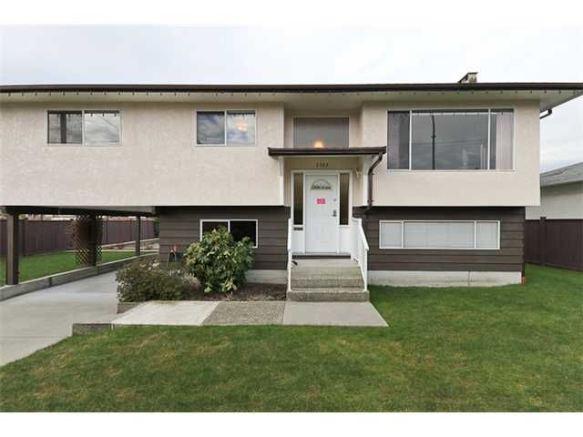 Main Photo: 2765 COAST MERIDIAN Road in Port Coquitlam: Glenwood PQ House for sale : MLS®# V862235