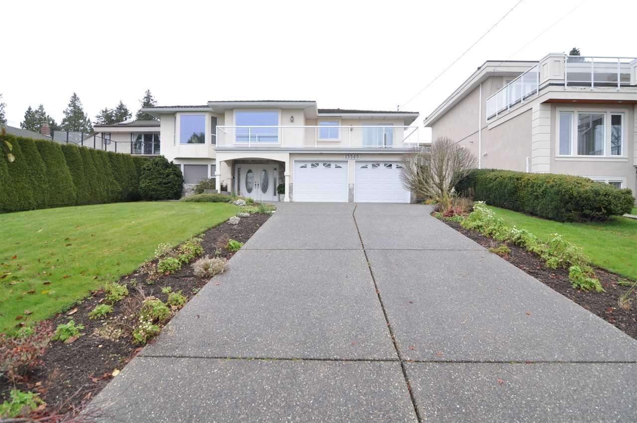 Main Photo: 13545 13A Avenue in Surrey: Crescent Bch Ocean Pk. House for sale (South Surrey White Rock)  : MLS®# R2589092