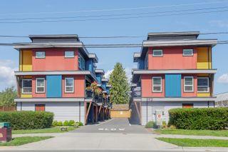 Photo 1: 107 912 Jenkins Ave in Langford: La Glen Lake Row/Townhouse for sale : MLS®# 884892