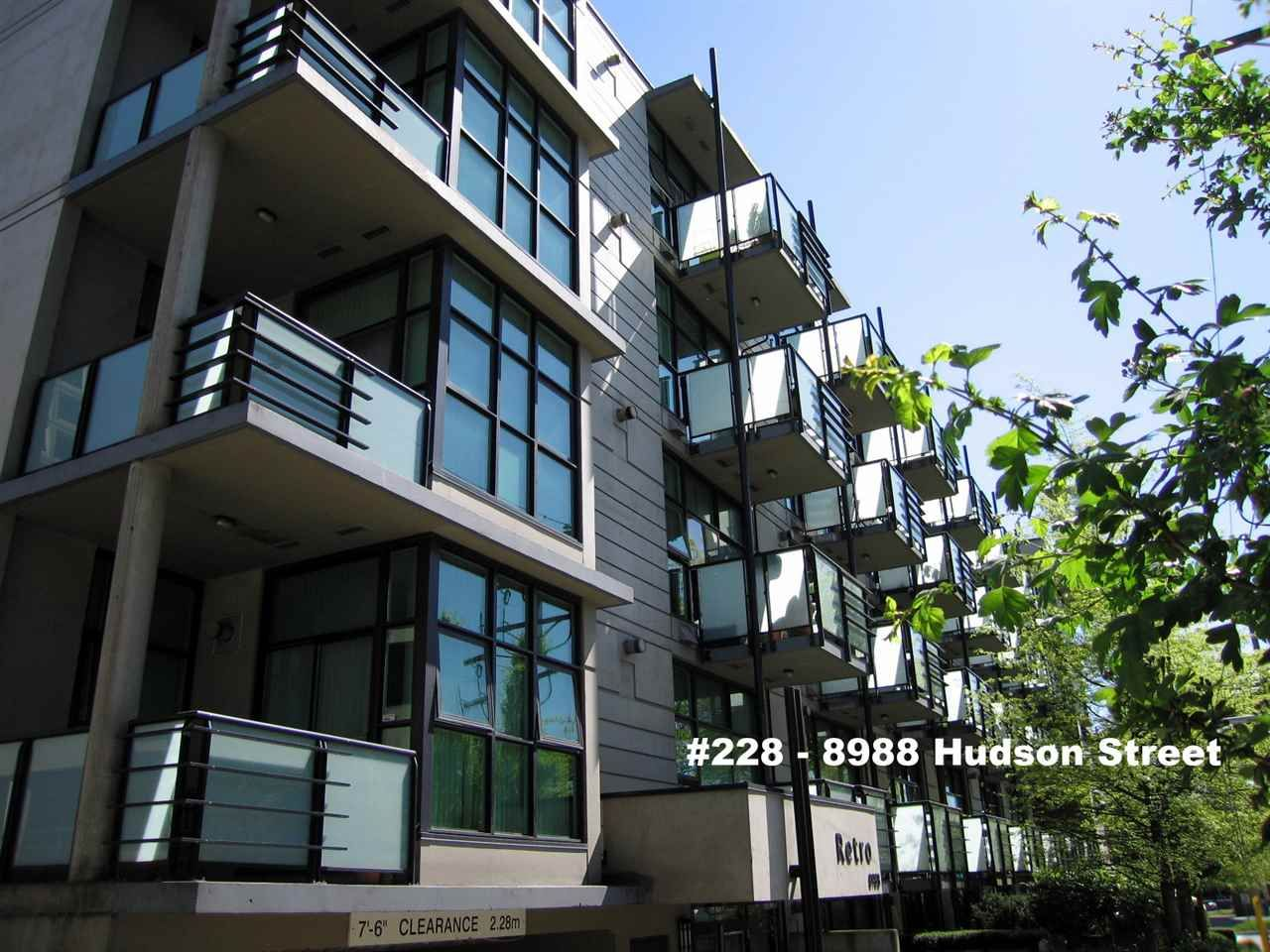 """Main Photo: 228 8988 HUDSON Street in Vancouver: Marpole Condo for sale in """"RETRO LOFTS"""" (Vancouver West)  : MLS®# R2061746"""