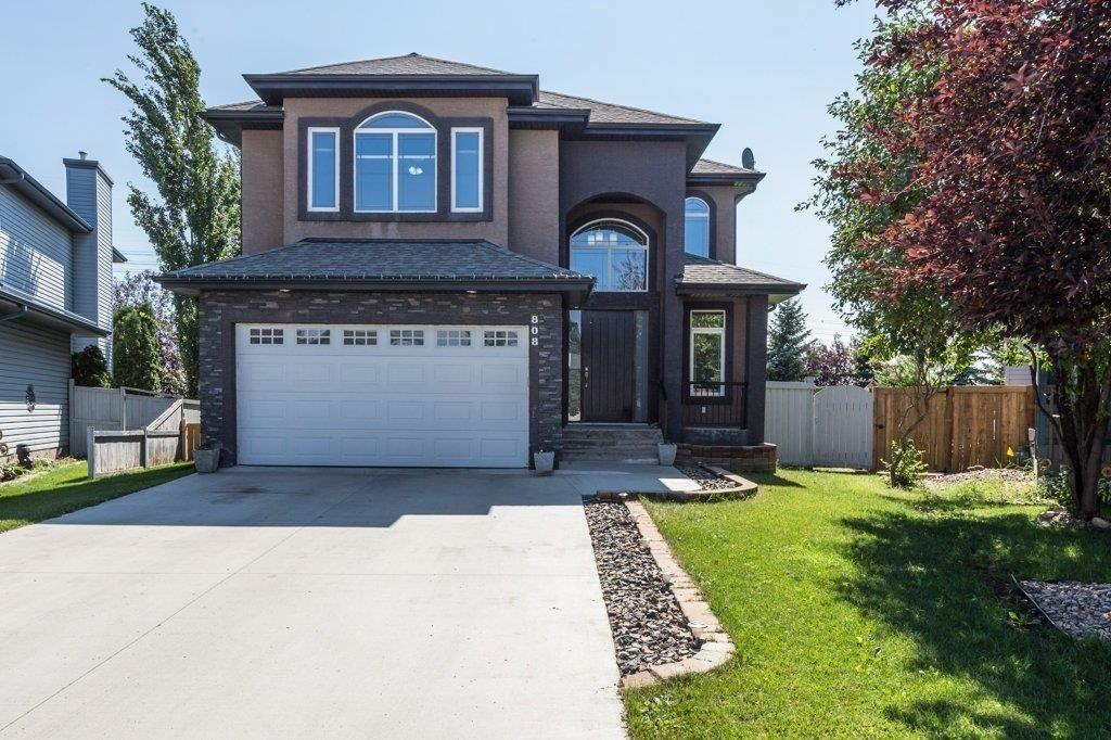 Main Photo: 808 114 Street in Edmonton: Zone 16 House for sale : MLS®# E4256070