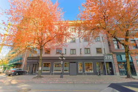 Main Photo: 404 370 CARRALL Street in Vancouver: Downtown VE Condo for sale (Vancouver East)  : MLS®# R2417621
