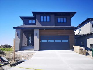 Photo 1: 18 Edge Park Crescent in Winnipeg: Bridgwater Trails Residential for sale (1R)  : MLS®# 202012852