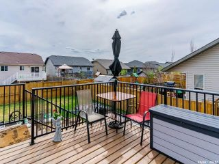 Photo 38: 1414 Paton Crescent in Saskatoon: Willowgrove Residential for sale : MLS®# SK859637