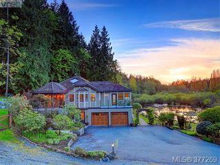 Photo 1: 11120 Alder Rd in NORTH SAANICH: NS Lands End House for sale (North Saanich)  : MLS®# 757384