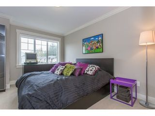 """Photo 14: 104 10151 240 Street in Maple Ridge: Albion Townhouse for sale in """"ALBION STATION"""" : MLS®# R2215867"""