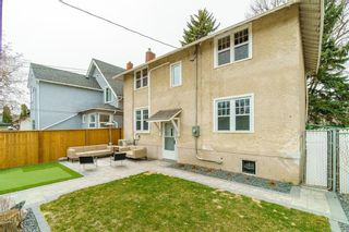 Photo 44: 150 Queenston Street in Winnipeg: River Heights North Residential for sale (1C)  : MLS®# 202110519