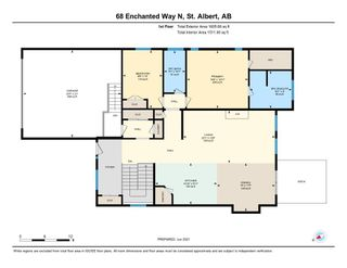 Photo 41: 68 Enchanted Way: St. Albert House for sale : MLS®# E4248696
