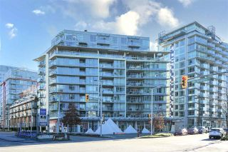 Main Photo: 203 88 W 1ST Avenue in Vancouver: False Creek Condo for sale (Vancouver West)  : MLS®# R2523994