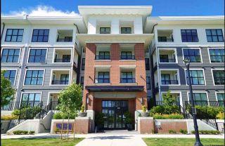 "Photo 3: 408 9500 TOMICKI Avenue in Richmond: West Cambie Condo for sale in ""TRAFALGAR SQUARE"" : MLS®# R2583736"