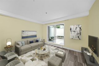 Photo 1: 107 2238 ETON STREET in Vancouver: Hastings Condo for sale (Vancouver East)  : MLS®# R2514703