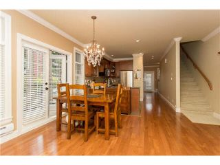"""Photo 5: 1 1486 EVERALL Street: White Rock Townhouse for sale in """"EVERALL POINTE"""" (South Surrey White Rock)  : MLS®# F1450870"""
