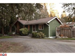 Photo 7: 13264 CRESCENT Road in Surrey: Elgin Chantrell House for sale (South Surrey White Rock)  : MLS®# F1102594
