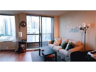 "Photo 1: 1206 1295 RICHARDS Street in Vancouver: Downtown VW Condo for sale in ""OSCAR"" (Vancouver West)  : MLS®# V1026908"